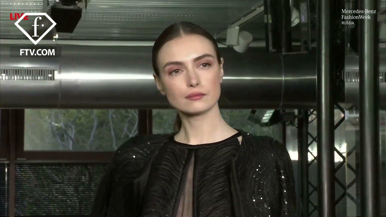 Bold and beautiful by Daniela de Souza and Sharra Pagano, MBFW Russia F/W 2021-22 | FashionTV | FTV