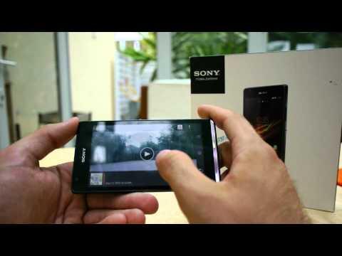 Sony Xperia SP im ausführlichen Test [Deutsch]