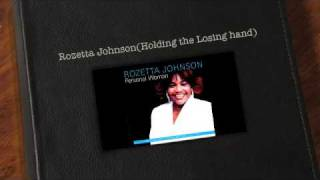 Rozetta Johnson(Holding the Losing hand)