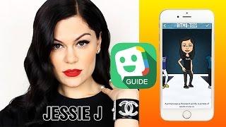 Tutorial für Bitmoji: Wie erstelle Avatare: Jessie J