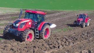 Spring Ploughing 2017/*Zetor Crystal 160+Zetor 16145*