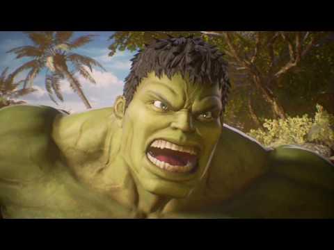 Marvel vs. Capcom: Infinite - Story Trailer 1