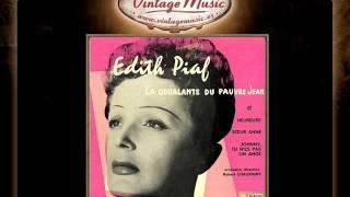 Edith Piaf -- Johnny, Tu N