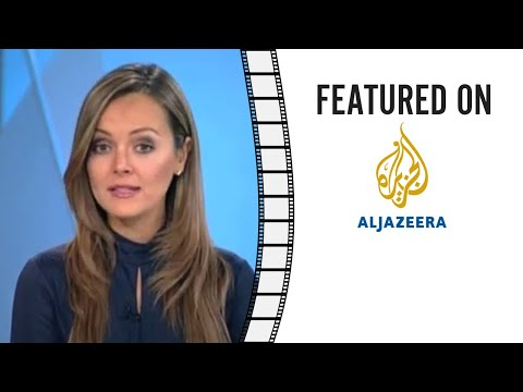 "Nicole Lapin on Al Jazeera America—""Business Byte"""