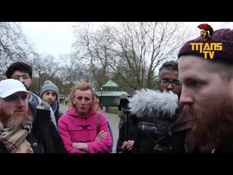 Hamza vs Joseph | The Jewish Messiah | Speakers Corner