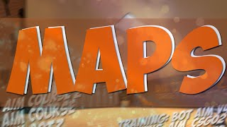 видео Карты в КС ГО- скачать карты из мастерской для тренировки CS:GO