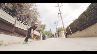 Carver Skateboards - Krystian Kymerson on the new CX surf truck.