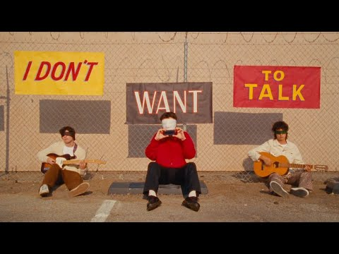 Wallows - I Don't Want to Talk (Official Video)