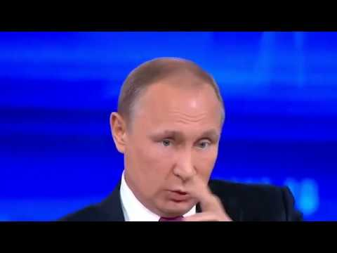 """Путин про стихотворение Лермонтова """"Прощай, немытая Россия"""""""