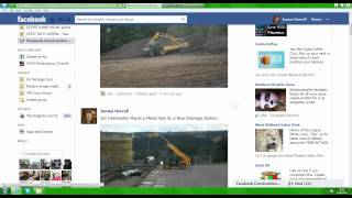 Great Facebook Page for Construction Equipment Photos