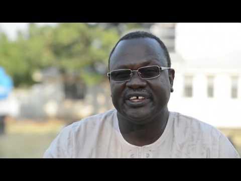 Exclusive Interview with the chairman of the SLAM IO  Dr. Riek Machar. JUNUBNA TV