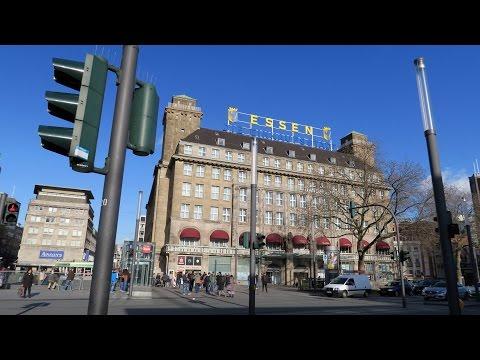 It's sunny in Essen, Germany