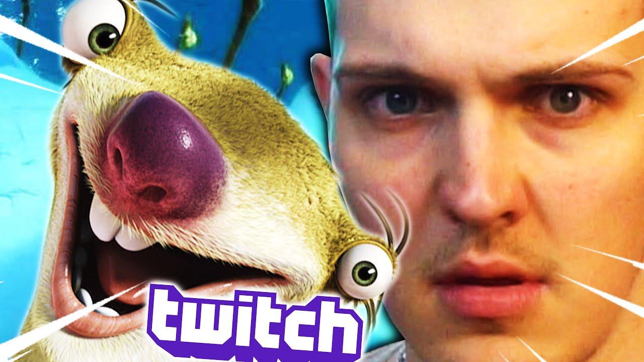 Verrückte Zeiten, als ich noch auf Twitch streamen durfte