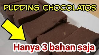 Gambar cover RESEP PUDDING CHOCOLATOS SUPER ENAK