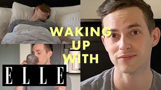 YouTube動画:【モーニングルーティン】五輪メダリスト💪フィギュアスケート選手 アダム・リッポンの朝に密着!|Waking Up With| ELLE Japan