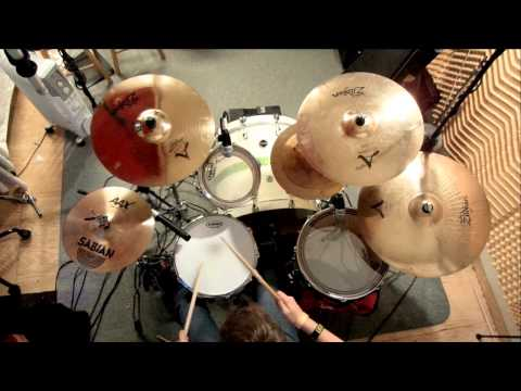 Rend Collective Experiment - Build Your Kingdom Here (Drum Cover)