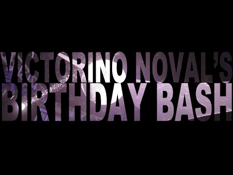 Victorino Noval's Birthday Bash at the Vineyard Beverly Hills CA 2016