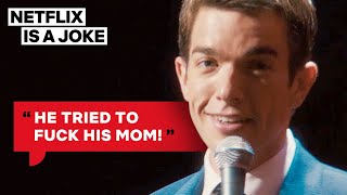 John Mulaney Rewatched Back To The Future | Netflix Is A Joke