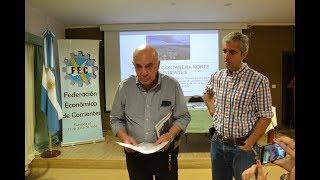 Presentaron un Proyecto Integral para Costanera Norte