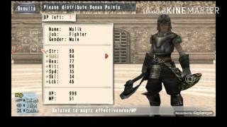 Valhalla Knight 2 ~lvl 99 monsters~