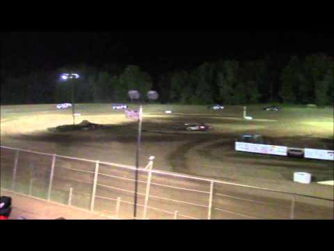 Butler Motor Speedway Street Stock Feature 8/14/15
