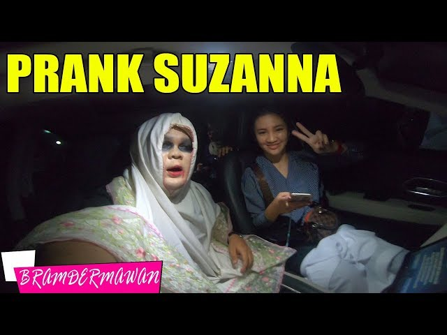 KALO JANTUNGAN JANGAN NONTON PRANK SUZANNA PART 1 - BRAM DERMAWAN