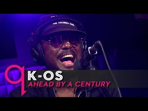 k-os- Ahead By a Century (Tragically Hip Cover - Song only)