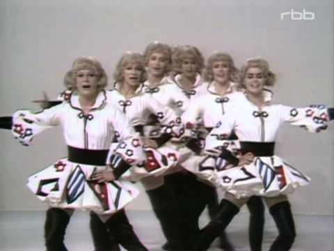 Hamburger Fernsehballett - Kasatschok 1969