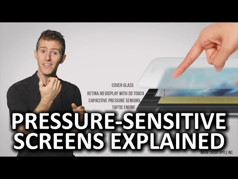 Pressure Touch Screens How Do They Work