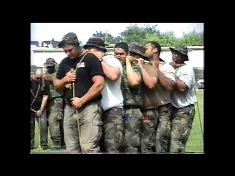 Tactical Team Operations course, 17 -19 June 2004, Chicago Heights PD