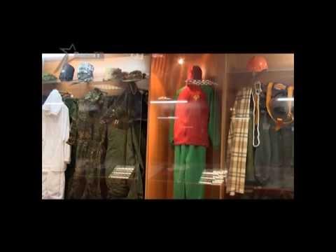 Военное обозрение (05.03.2015) Новинки военного гардероба