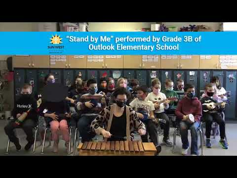 Stand by Me - Outlook Elementary School