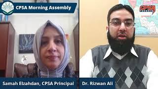 CPSA Morning Assembly Friday 2-19-2021