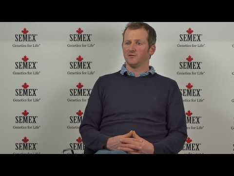 Semex UK Dairy Conference 2018 // Simon Bugler, Dairy Farmer