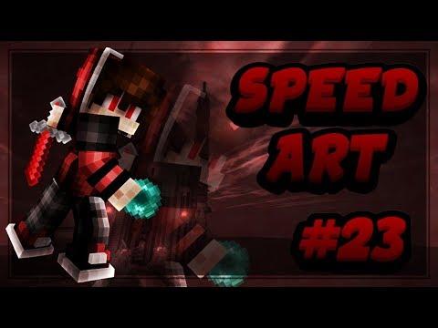 [FREE] SPEEDART Minecraft Render - Fuzion Design'sTM #23