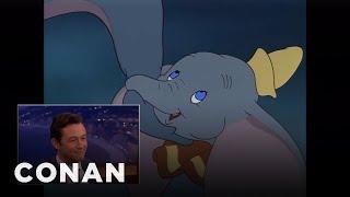 """""""Dumbo"""" Always Makes Joseph Gordon-Levitt Cry"""
