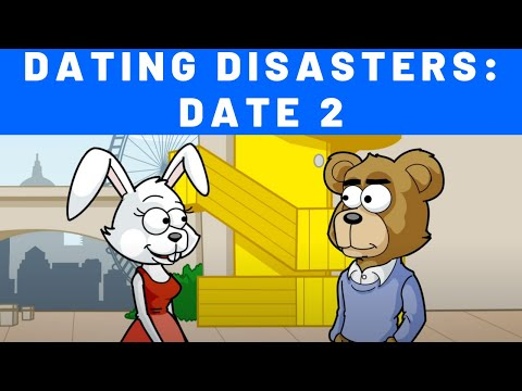 Online Dating Laid Bear: Episode 2 - DATE 2