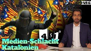 451 Grad | Medienmanipulation Katalonien Referendum ? | 49.6