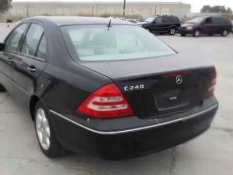 parting out 2002 2003 2004 2005 2006 mercedes c class c240 c280 c320 benz sacramento ca youtube. Black Bedroom Furniture Sets. Home Design Ideas
