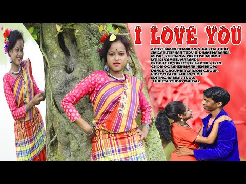 Santali Video Song - I Love You