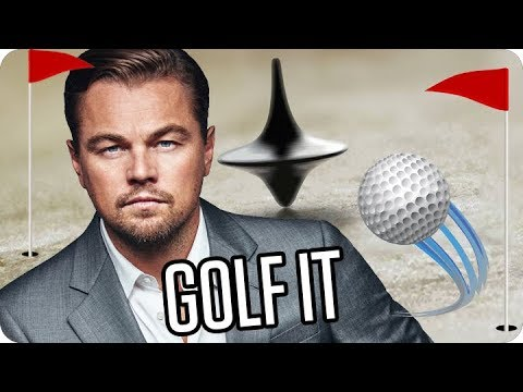 "GOLF IT! ORIGEN ""LA PELICULA"" 