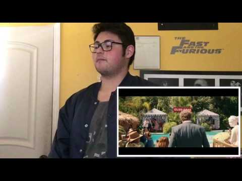 The house trailer reaction