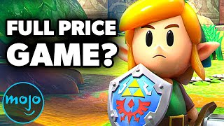Top 10 Things Video Game Remakes Always Get Wrong
