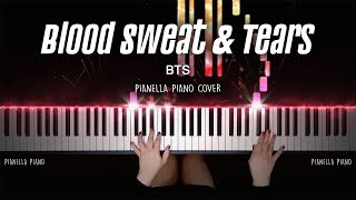 Bts Blood Sweat Tears Piano Cover By Pianella Piano