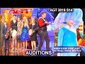 Other Contestants Shown in Episode 5 | America's Got Talent 2019 Audition