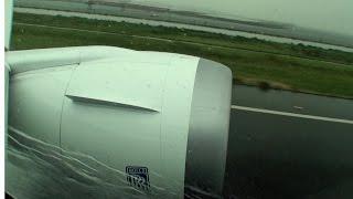 ノーカット75分!!! 羽田空港発伊丹空港行 離陸から着陸まで!!! 電子機器使用制限緩和 ANA25便 Boeing 787-9 [機窓2014] thumbnail