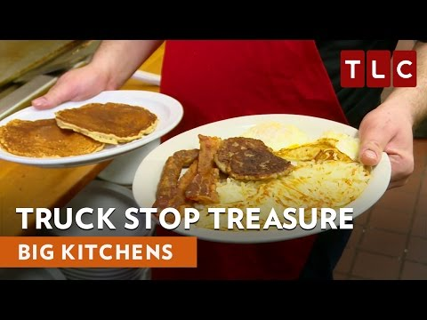 Truckstop Treasure | Big Kitchens | Can't Stop Won't Stop Weekends