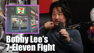 Bobby Lee Gets In A Fight At 7-11 | Theo Von