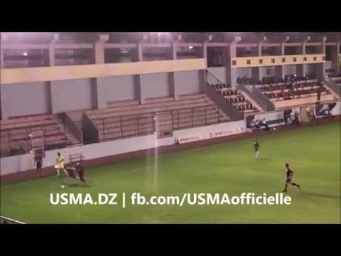USM Alger 2-1 Al-Wehdat SC - Résumé de la rencontre (2014-07-20)
