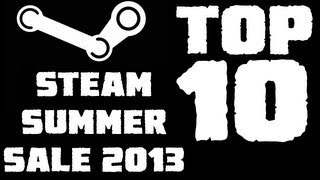 Top 10 Games of Steam Summer Sale 2013